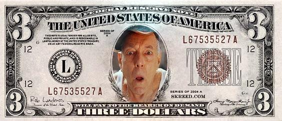 3 dollar Bobo
